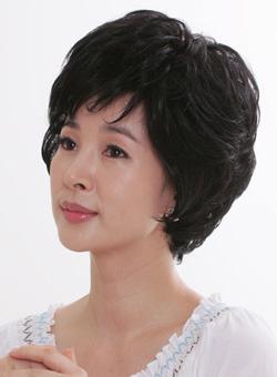 전체가발[주문제작]Lady-W14_*완수제/인모+고열사